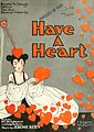 Have a Heart cover 1917.jpg