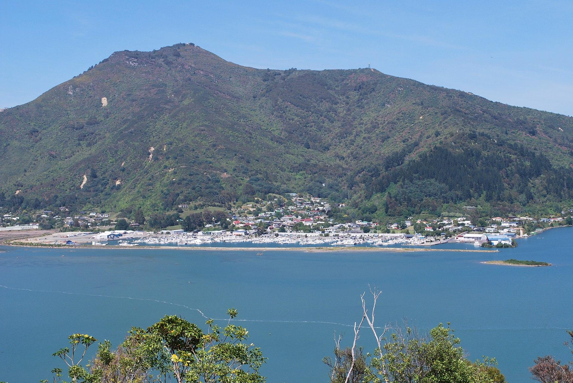 New Zealand Wikipedia: Havelock, New Zealand