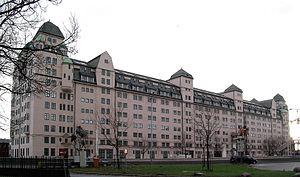 Norwegian Defence Estates Agency - Havnelageret