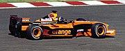 Heinz-Harald Frentzen 2002 French Gran Prix
