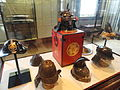 Helmets, Japan - George Walter Vincent Smith Art Museum - DSC03624.JPG