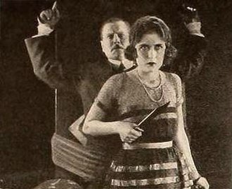 E. J. Ratcliffe - Still with Ratcliffe and Madge Kennedy in Help Yourself (1920)