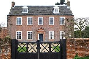 Hemblington - Hemblington Hall