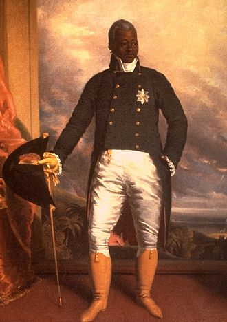 Henri Christophe - King Henry I of Haïti