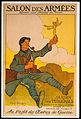 Henri Dangon, affiche Salon des armées 1916.jpg