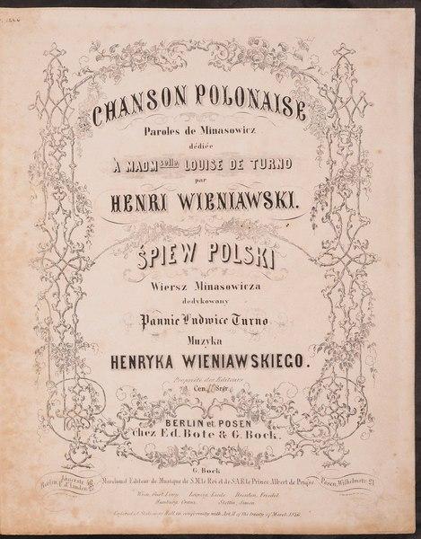 Filehenri Wieniawski śpiew Polskidjvu Wikimedia Commons