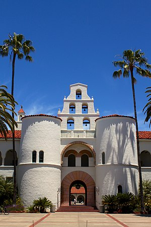 Hepner Hall, San Diego State University
