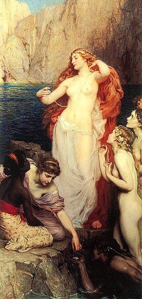 File:Herbert James Draper, The Pearls of Aphrodite.jpg