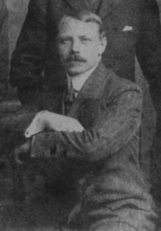 Herbert Pitman - Herbert Pitman in 1912, after the Titanic disaster
