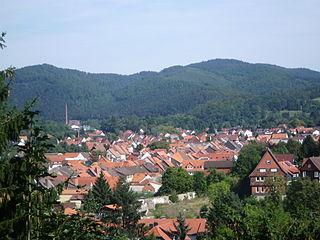 Herzberg am Harz Place in Lower Saxony, Germany
