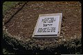 Herzl temporary gravestone1950.jpg