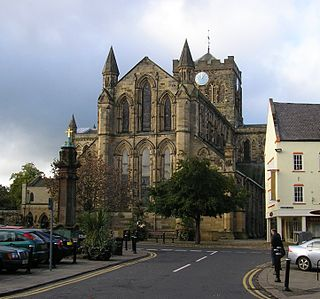 Hexham Human settlement in England