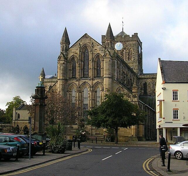 Salon de discussion publique 2012 - Page 27 642px-Hexham_Abbey