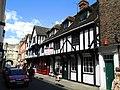 High Petergate with Bootham Bar, York, UK - panoramio (52).jpg