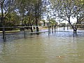 High tide at Henderson Rd, Deagon, Australia - panoramio.jpg