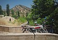 Hiking along the river in Duhok Governorate, the Kurdistan Region of Iraq 02.jpg