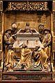 Hildesheim, altare con la messa di san gregorio, 1525 ca. 02.jpg