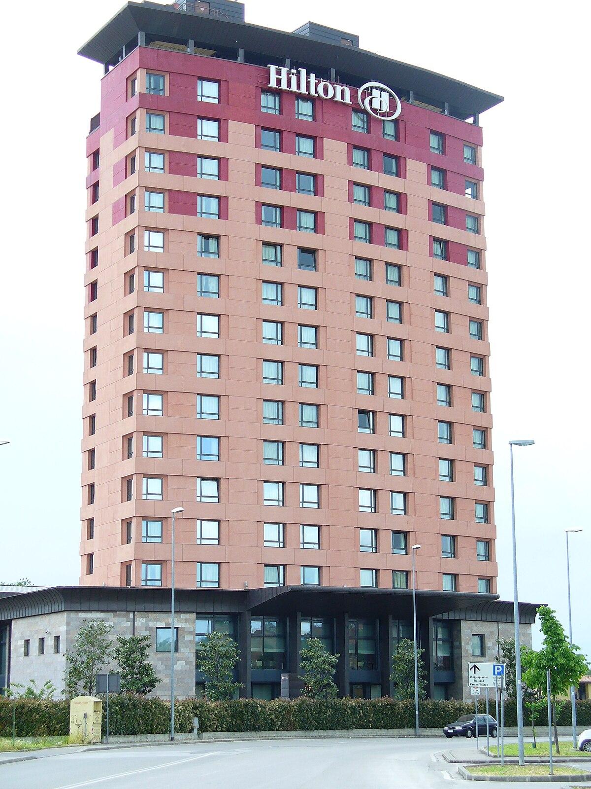 Hotel Hilton Lecce Centro Benebere
