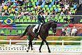 Hipismo campeonato individual misto grau Ia na Paralimpíada Rio 2016 (29076131874).jpg
