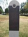 Historical memorial sign, 2017 Máriapócs.jpg
