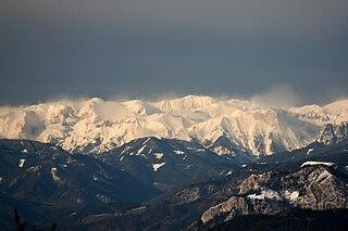 Hochschwab Mountains