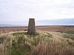 File:Hog Lowe Pike Triangulation Pillar - geograph.org.uk - 708257.jpg