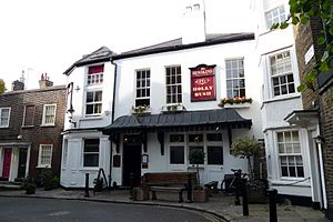 The Holly Bush, Hampstead - The Holly Bush
