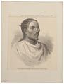 Homo sapiens - Ethiopië - 1868 - Print - Iconographia Zoologica - Special Collections University of Amsterdam - UBA01 IZ19400189.tif