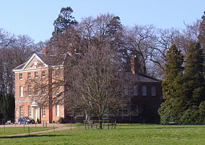 Honing Hall - Viewed from the south east