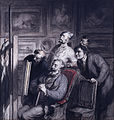 Honoré Daumier - The Amateurs - Google Art Project.jpg