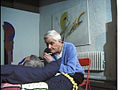 """Hopkins in hypnosis session with """"abductee"""".jpg"""