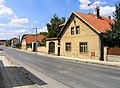 Horní Bezděkov, Main Street 2.jpg