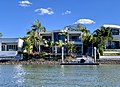 Houses in Sanctuary Cove seen from Coomera River, Queensland 09.jpg