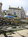 Houses overlooking the harbour, Mousehole - geograph.org.uk - 778017.jpg