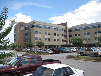Warner Robins, Georgia - Houston Medical Center on Watson Boulevard