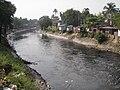 Howrah Drainage Canal at Hanskhali - Howrah 070089.JPG