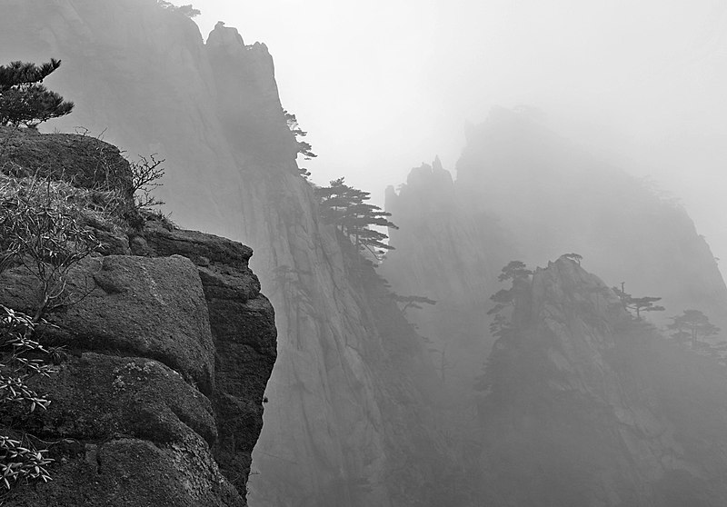 File:Huangshan, China (YELLOW MOUNTAIN-LANDSCAPE) VIII (1061671042).jpg