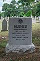 Hughes grave - Glenwood Cemetery - 2014-09-14.jpg