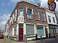 Huis. Groeneweg 91, Doelenstraat 1 in Gouda.jpg