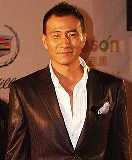 Hu Jun Chinese actor