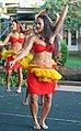 Hula dancers, Poipu, Kauai, Hawaii (4829082993).jpg