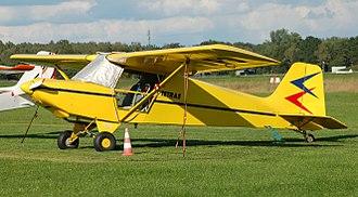 Humbert Aviation - Humbert Tétras