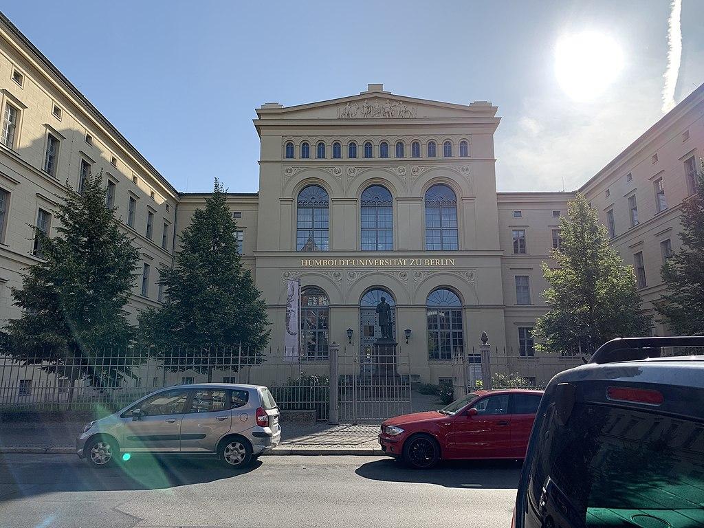 Humboldt University of Berlin 01