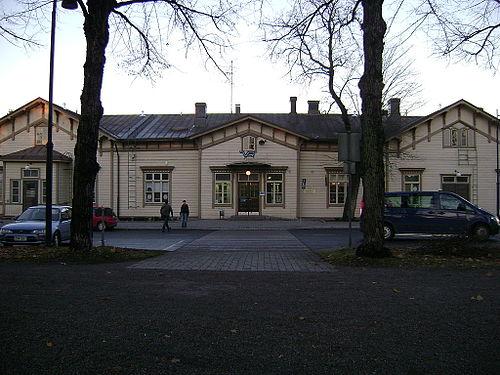 Riihimäki | Graniitin aukio. Riihimäki | Riihimäen kaupunginmuseo.