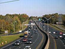 Interstate 40 in North Carolina - Wikipedia