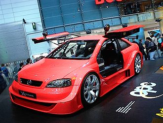 Opel Performance Center - Opel Astra G OPC X-Treme Concept