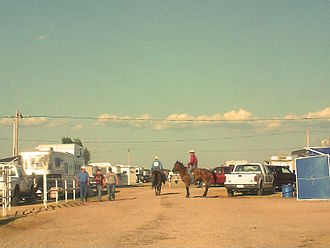 Shawnee, Oklahoma - International Finals Youth Rodeo in Shawnee, Oklahoma