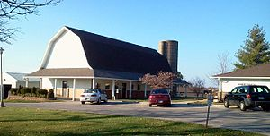 "Indian Hills Community College - ""The Barn"" at IHCC-Centerville is a popular place to grab a snack or study between classes."