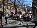 II. Der Marstall ältestes mittelalterliches Gebäude Heidelbergs beherbergt heute die Mensa der Universität.JPG