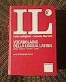 IL - Vocabolario della lingua latina 4ª edizione.jpg
